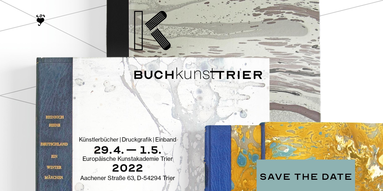 Einladung Buchkunst Trier 2